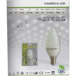 LAMPADINA  CANDELA LED