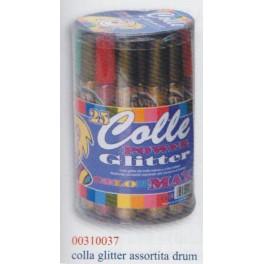 COLLA GLITTER 150 GR COLORI ASS