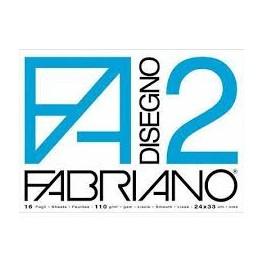 BLOCCO FABRIANO 33X 48 LISCIO F 2