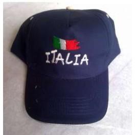 CAPPELLO ITALIA RICAMATO CON BANDIERA - Linea Dolly 1206394ccd70