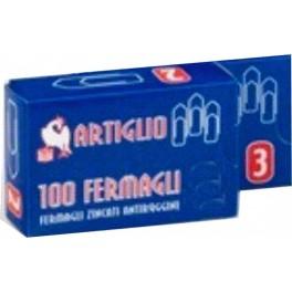 FERMAGLI ZINCATI N 3