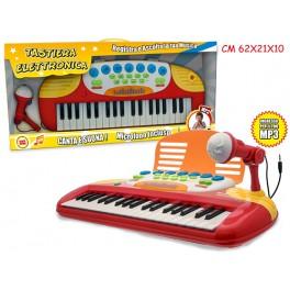 PIANOLA ELETTRONICA MP3 E REC AND PLAY