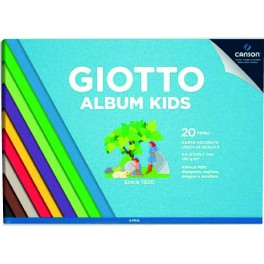 ALBUM COLORATO KIDS A/ 4 20F