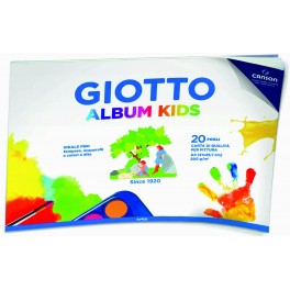 ALBUM A/4 GIOTTO KIDS 30  FOGLI