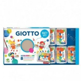 AQUARELLINI GIOTTO PARTY GIFTS