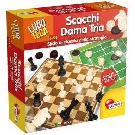 DAMA E SCACCHI TRIA